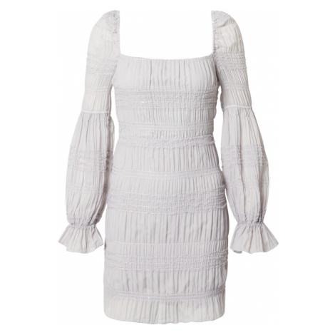 Love Triangle Šaty 'Mercury Rising'  sivá