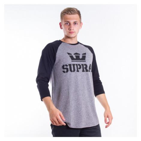 Supra Above Grey Black - Veľkosť:XL