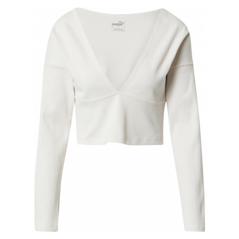 PUMA Funkčné tričko  biela