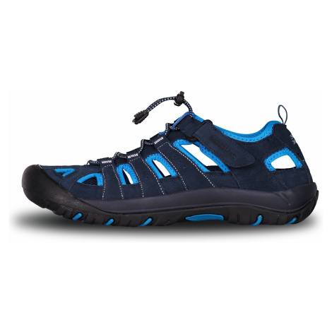 Nordblanc Orbit pánské kožené sandály tmavě modré