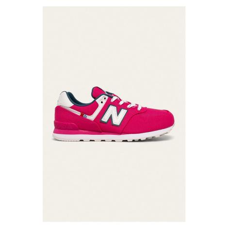 New Balance - Detské topánky GC574SOE