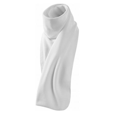 Hrejivý šál, biela