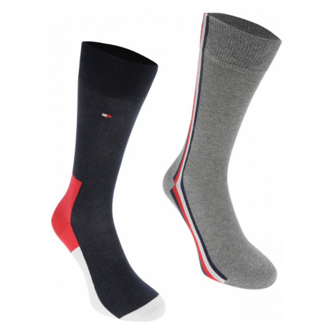 Tommy Bodywear Icon Hidden 2 Pack Socks Tommy Hilfiger