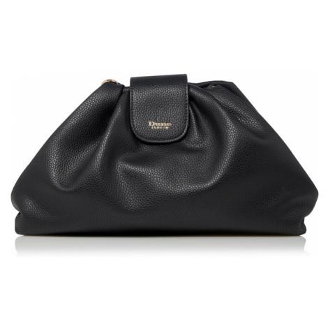 Dune LONDON Listová kabelka 'Etiquette'  čierna