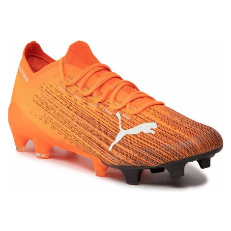 Oranžové futbalové vybavenie