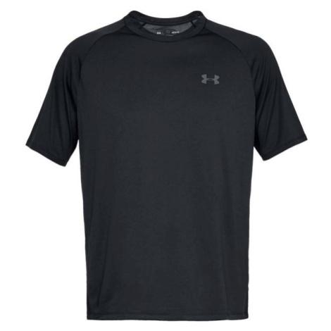 Under Armour UA TECH 2.0 SS TEE čierna - Pánske tričko