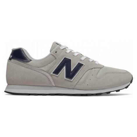 New Balance ML373AC3 šedá - Pánska voľnočasová obuv