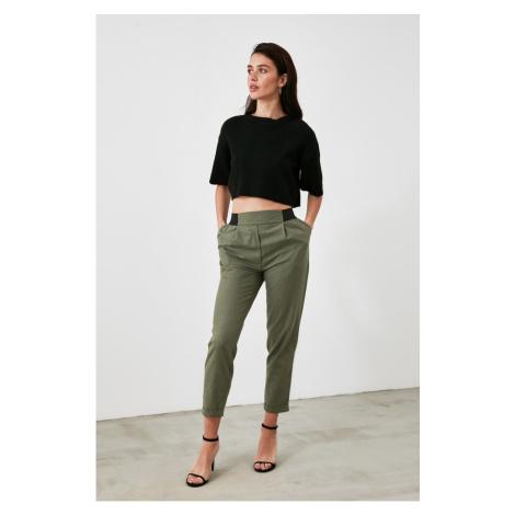 Trendyol Hakkari Rubber Detailed Pants