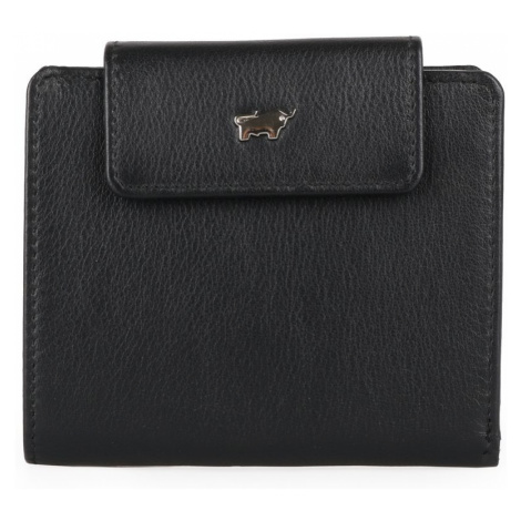 Braun Büffel Dámska kožená peňaženka Miami 50541-691 - černá