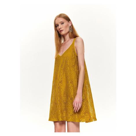 Top Secret dámské šaty s čipkou