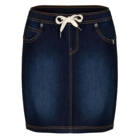Loap DECCINA modrá - Dámska športová sukňa