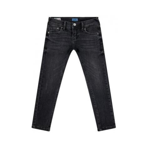 Pepe Jeans Džínsy PB200528 Sivá Skinny Fit