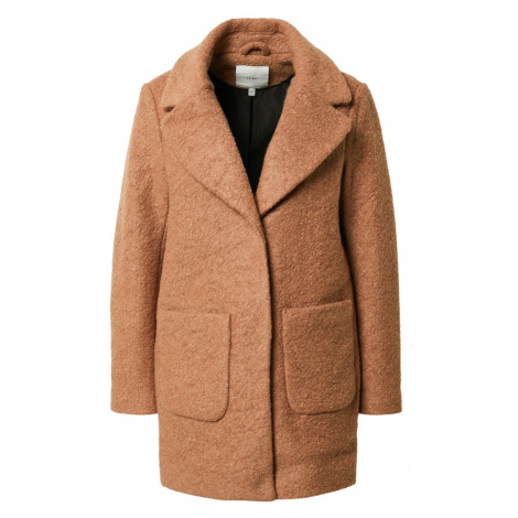ICHI Prechodný kabát  hnedá