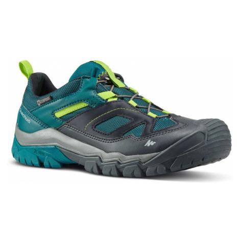 Chlapčenské trekové a outdoorové topánky QUECHUA