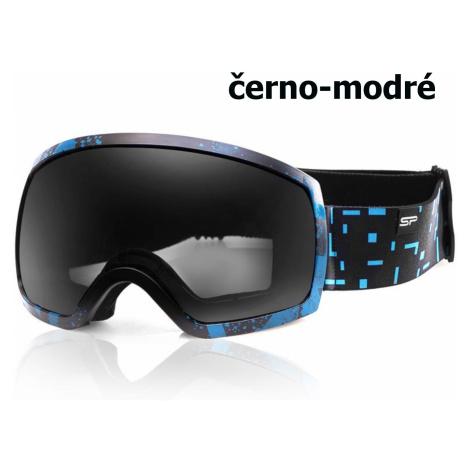 Lyžiarske okuliare SPOKEY Radium - čierno-modré