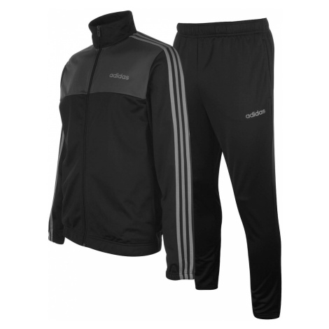Pánska tepláková súprava Adidas 3 Stripe Basic Poly