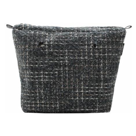 Obag vnútorná taška tweed sivá O bag
