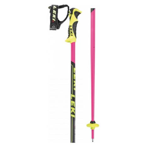Výbava na zjazdové lyžovanie Leki
