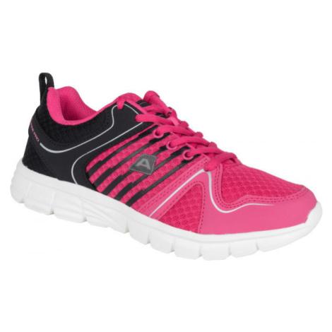 ALPINE PRO JOESA ružová - Dámska obuv na voľný čas