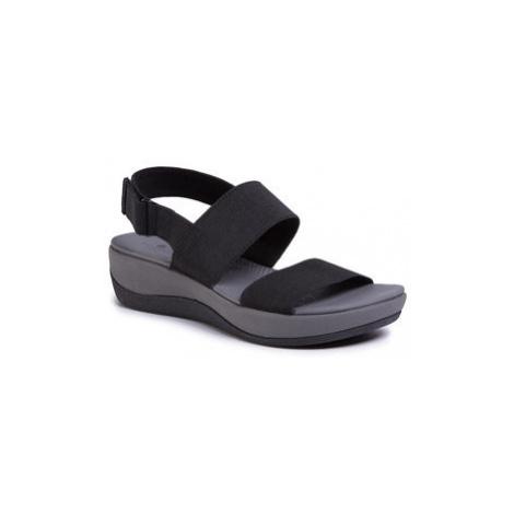 Clarks Sandále Arla Jocory 261256034 Čierna