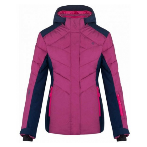 Loap OTHELA fialová - Dámska lyžiarska bunda