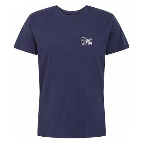 Revolution Tričko  námornícka modrá / biela