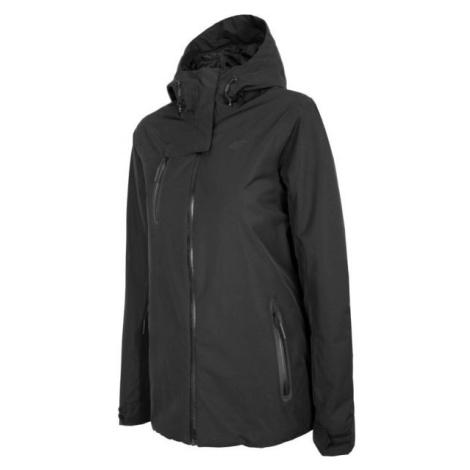 4F WOMEN´S JACKET čierna - Dámska bunda