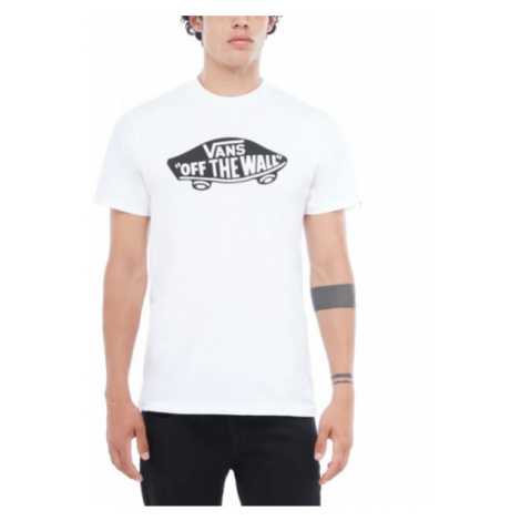 Vans MN VANS OTW biela - Pánske tričko