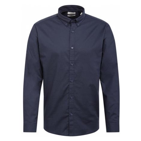 ESPRIT Košeľa  námornícka modrá