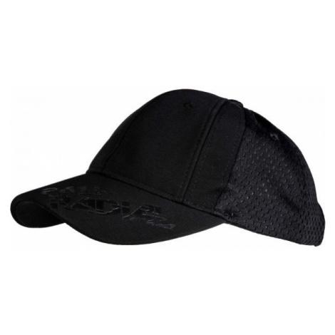 Lewro DOBY čierna - Chlapčenská čiapka so šiltom