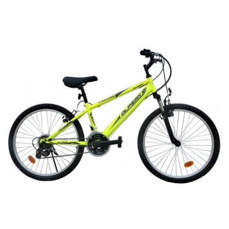 Olpran FALCON 24 žltá - Detský bicykel