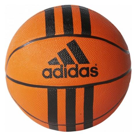 adidas STRIPES MINI oranžová - Basketbalová lopta