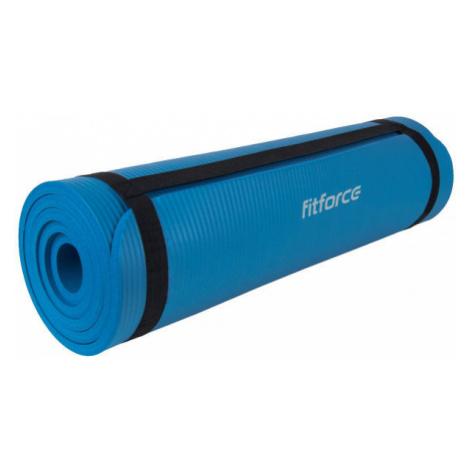 Fitforce YOGA MAT 180X61X1 modrá - Podložka na cvičenie
