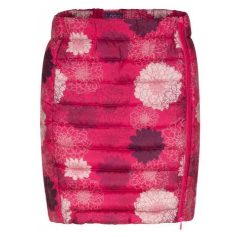 Loap IRALCA ružová - Dámska sukňa