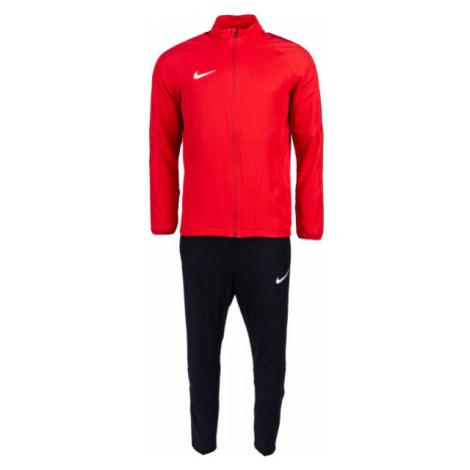 Nike DRY ACDMY18 TRK SUIT W M červená - Pánska fubalová súprava