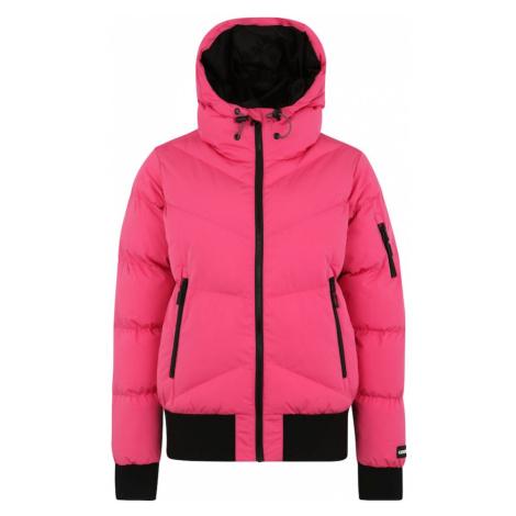 CHIEMSEE Outdoorová bunda  purpurová