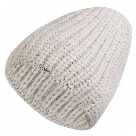 Smotanová čiapka Chantale Kamea