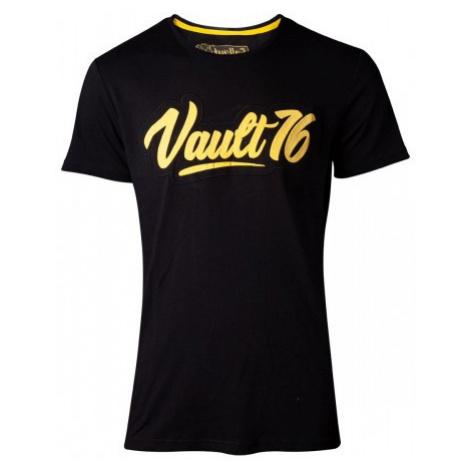 Tričko Fallout 76 - Oil Vault 76