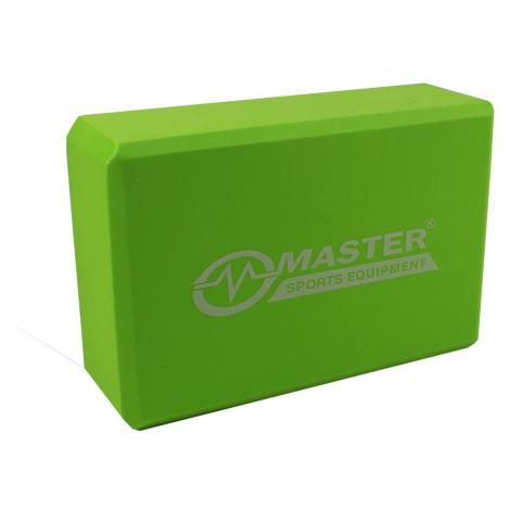 MASTER Yoga Block 23 x 15 x 7,5 cm