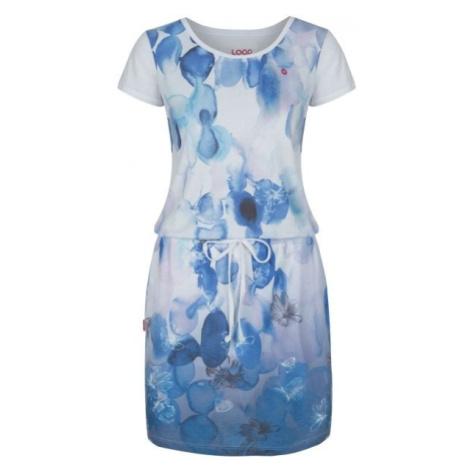 Loap ALKYRA biela - Dámske šaty