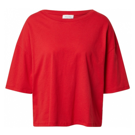 AMERICAN VINTAGE Tričko 'Cylbay'  červená