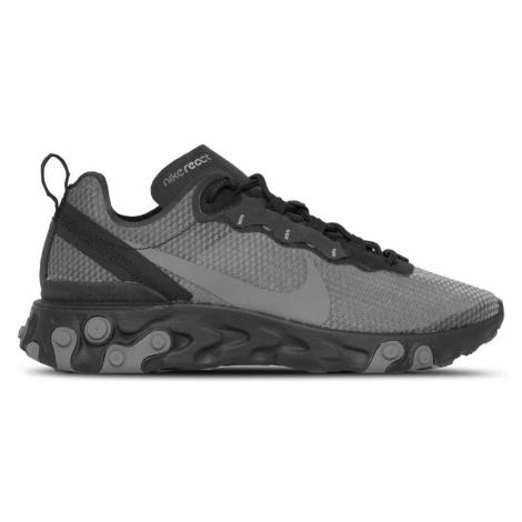 Nike React Element 55 Se-11 čierne CI3831-001-11