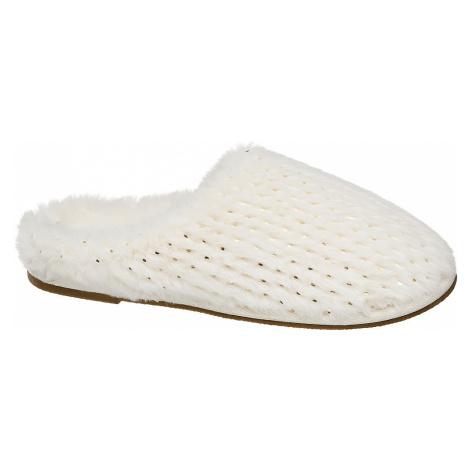 Vero Moda - Biele papuče Vero Moda