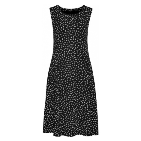 OPUS Šaty  biela / čierna