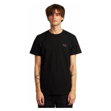 Dedicated T-shirt Stockholm Stitch Bike Black-L čierne 18286-L