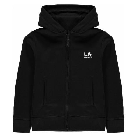 LA Gear Full Zip Hoody Girls