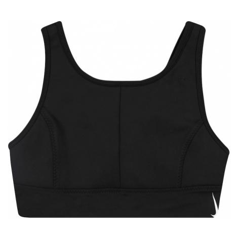 NIKE Športová spodná bielizeň 'Swoosh Luxe'  čierna