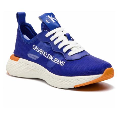 Sneakersy CALVIN KLEIN JEANS - Alban S0583 Nautical Blue
