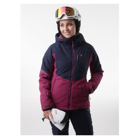 Tmavomodrá dámska lyžiarská bunda LOAP Floe