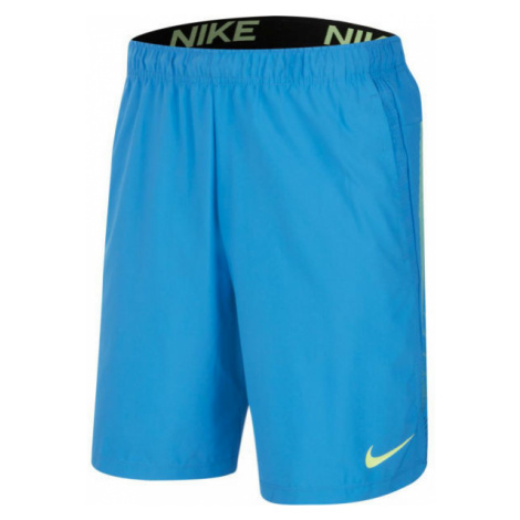 Nike FLEX SHORT LV 2.0 M modrá - Pánske športové kraťasy